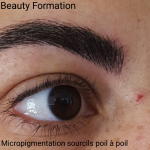 MICROBLADING POIL A POIL SOURCILS